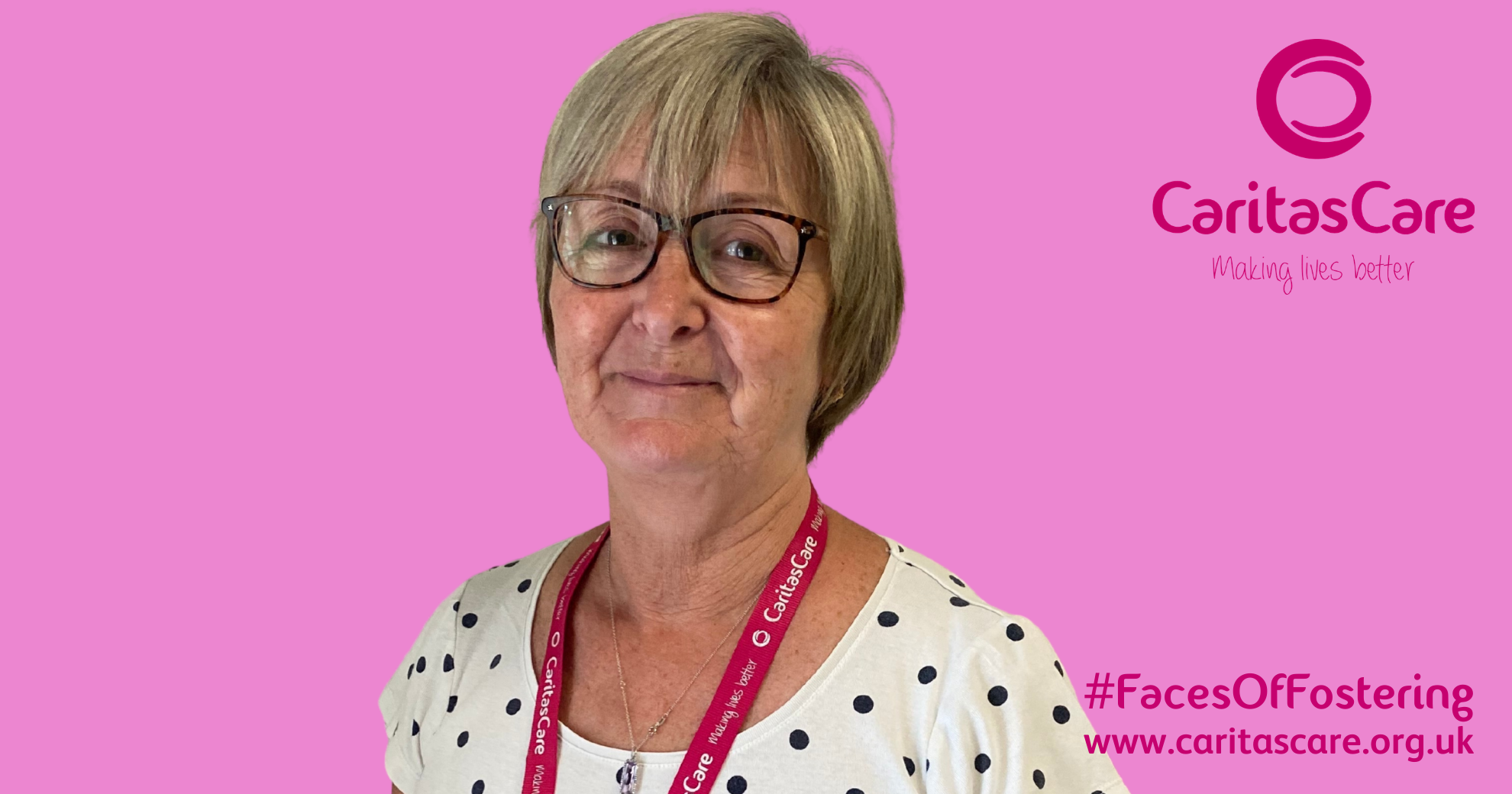 #FacesofFostering – Introducing Fostering Social Worker, Steph