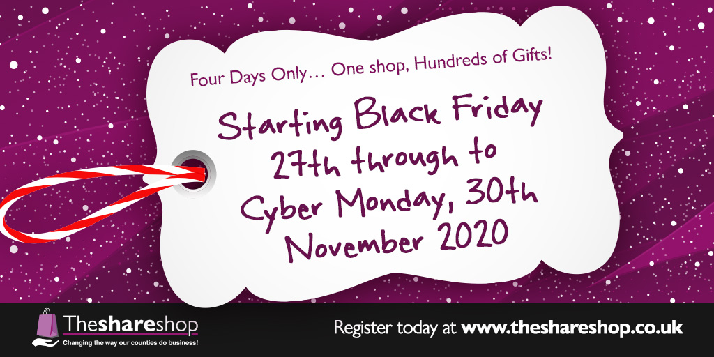 One week left for the online NW cyber sale - support local this festive season!