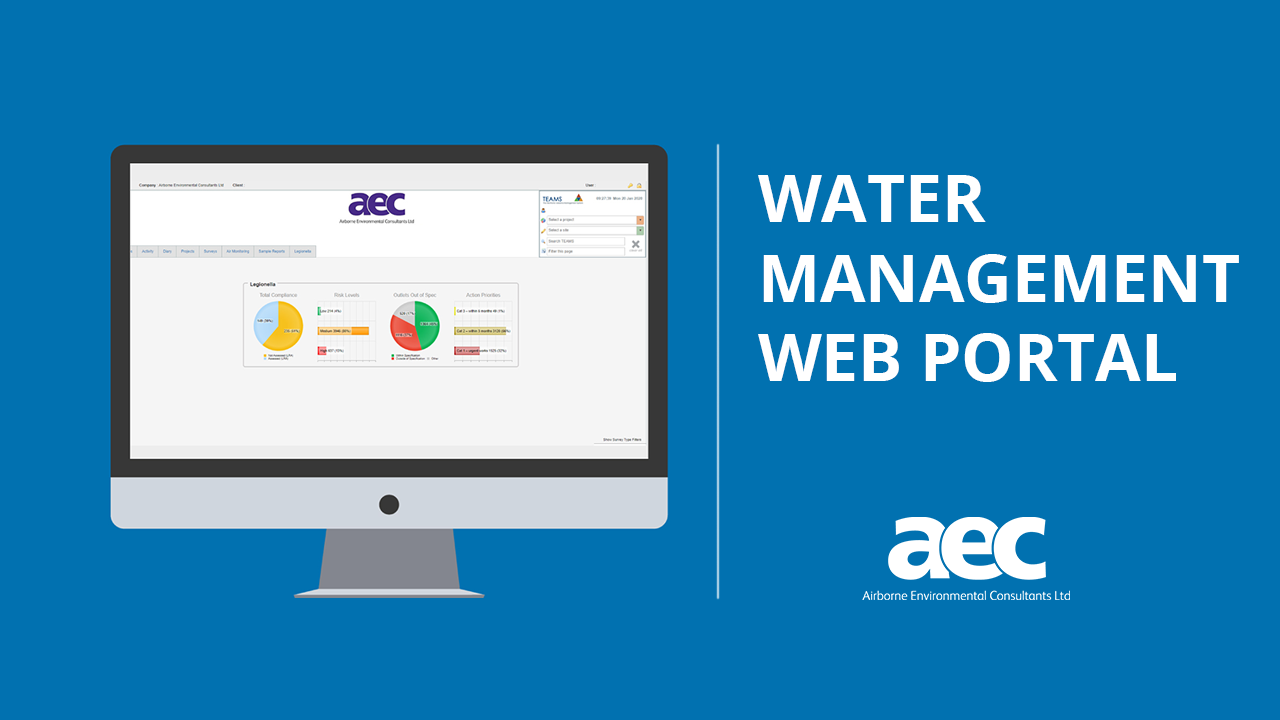 AEC launches new water portal