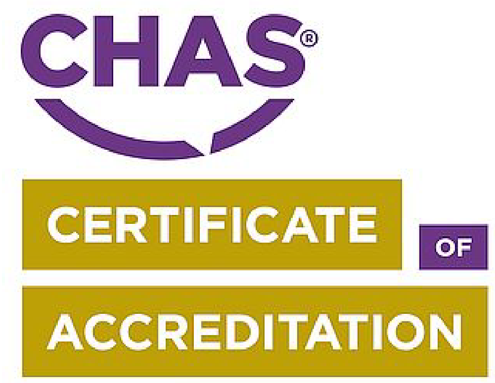 STEM Construction underlines its commitment to excellence with an upgrade to CHAS accreditation.