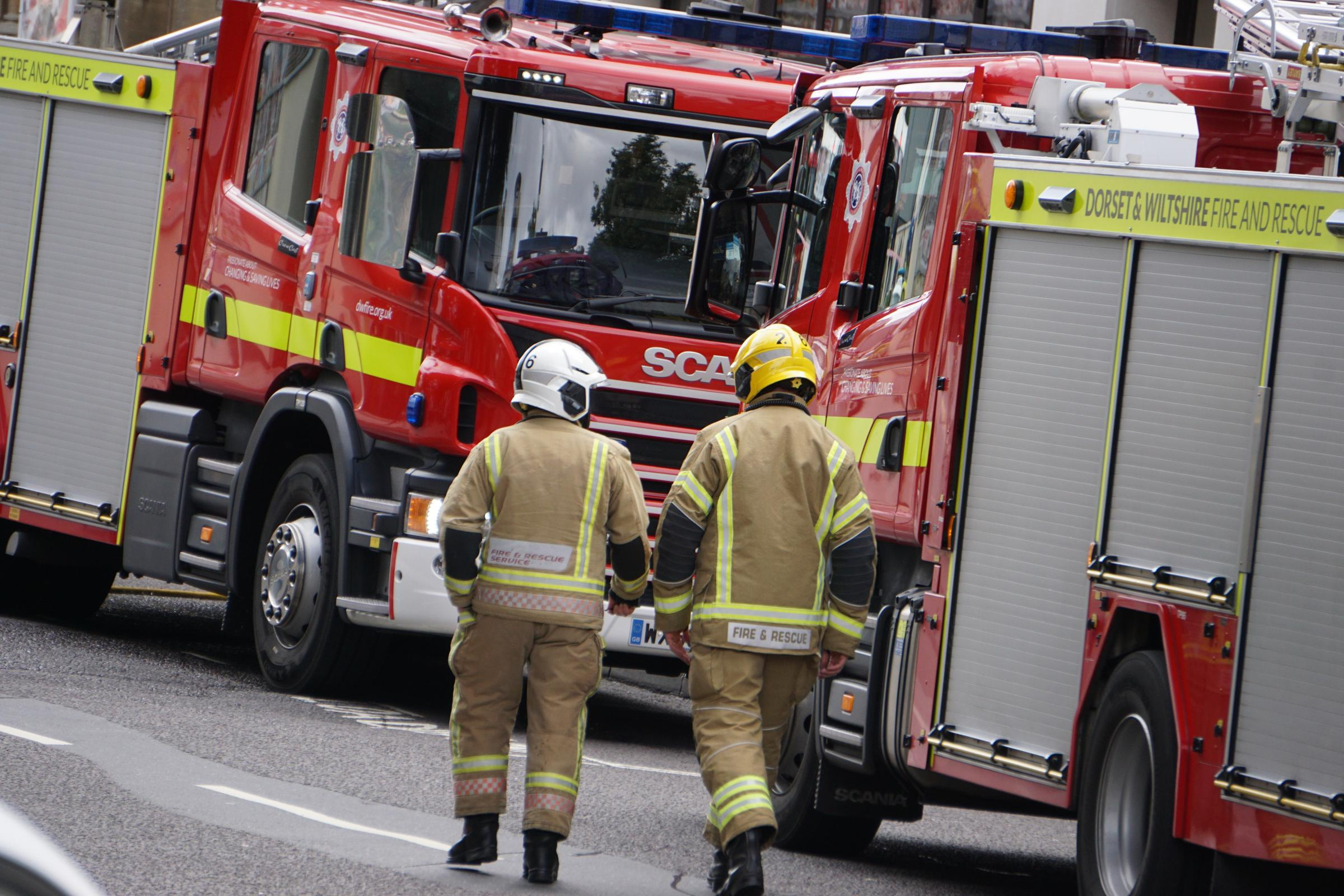 Drop in Fire Safety Checks Concerning
