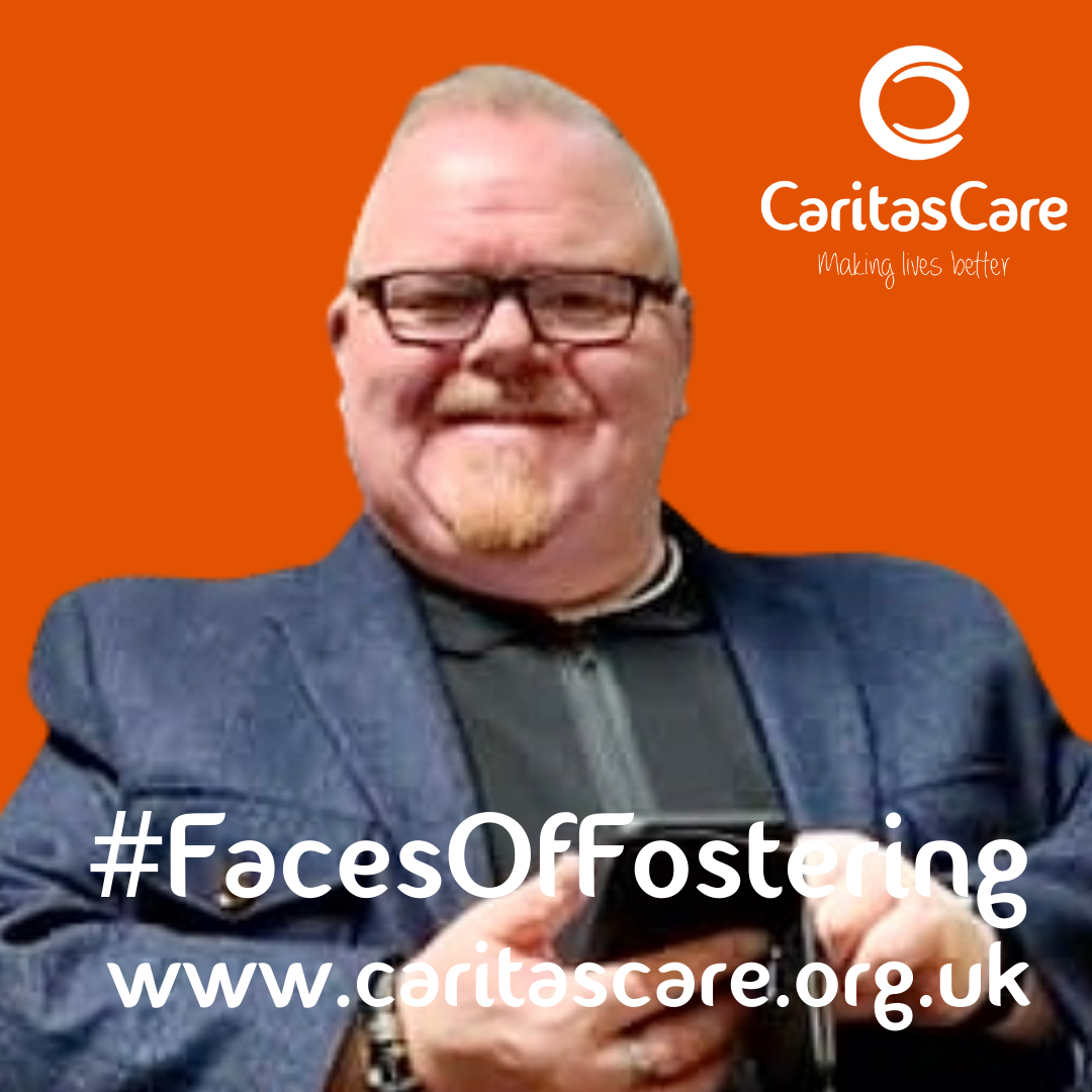 #FacesOfFostering George: The importance of male Foster Carers
