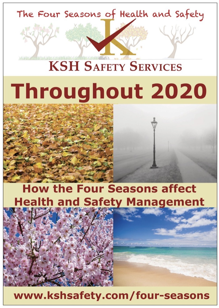 The Four Seasons of Health and Safety