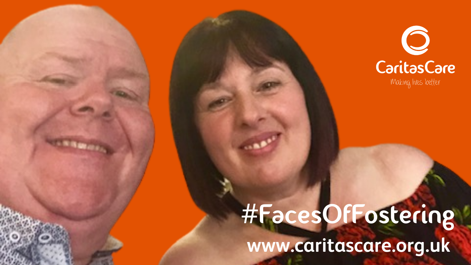 #FacesofFostering George on transferring fostering agencies…