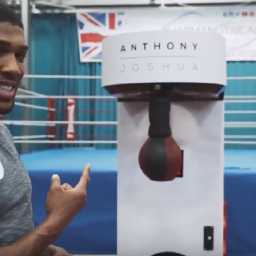 A Project With A Punch – How PPS transformed a boxing machine for JD Sports & Anthony Joshua's belt tour.