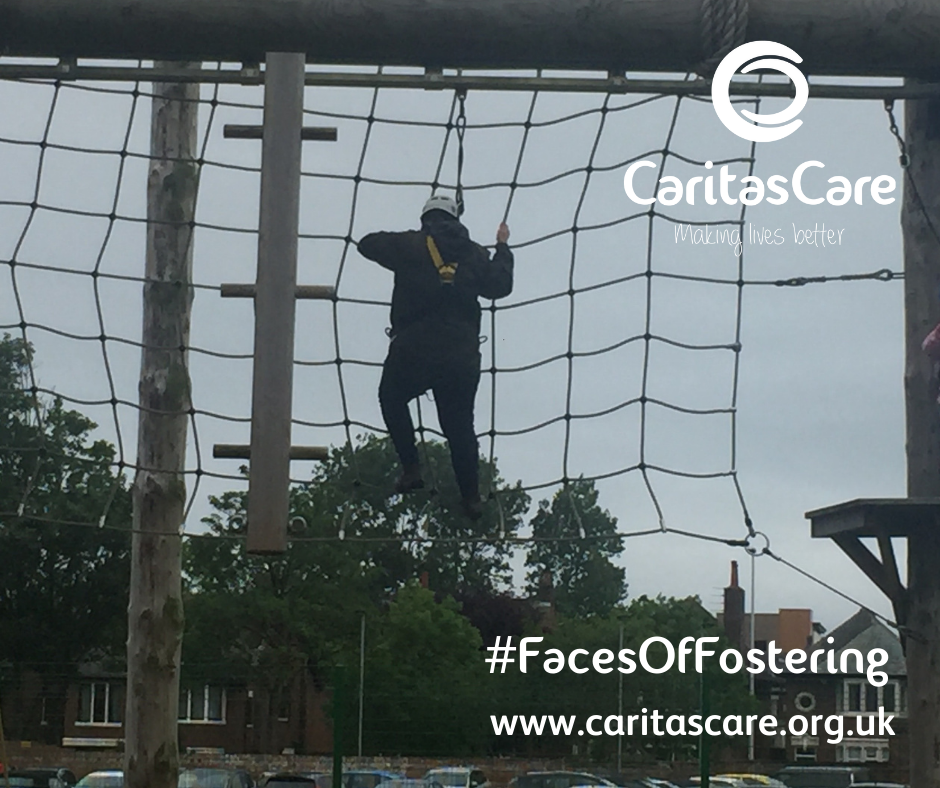 #FacesOfFostering Sharon on Support, Activities and Therapeutic Life Story Work
