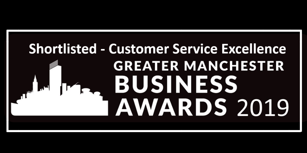 Datacentreplus Recognised in the Greater Manchester Business Awards